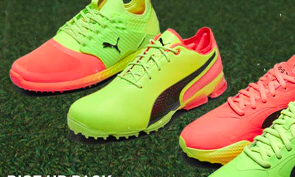 Puma Golf launches new Rise Up Pack