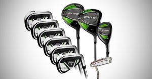 how to play golf beginner set