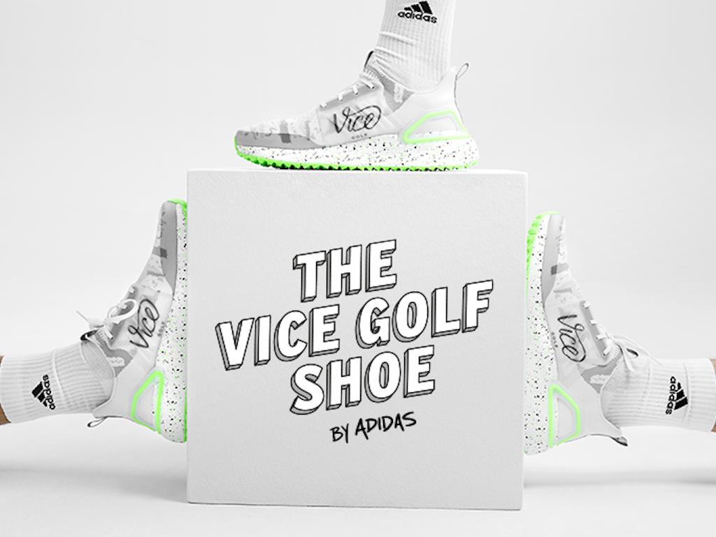 Adidas X Vice Golf launch The Vice Golf Shoe by Adidas – GolfWRX