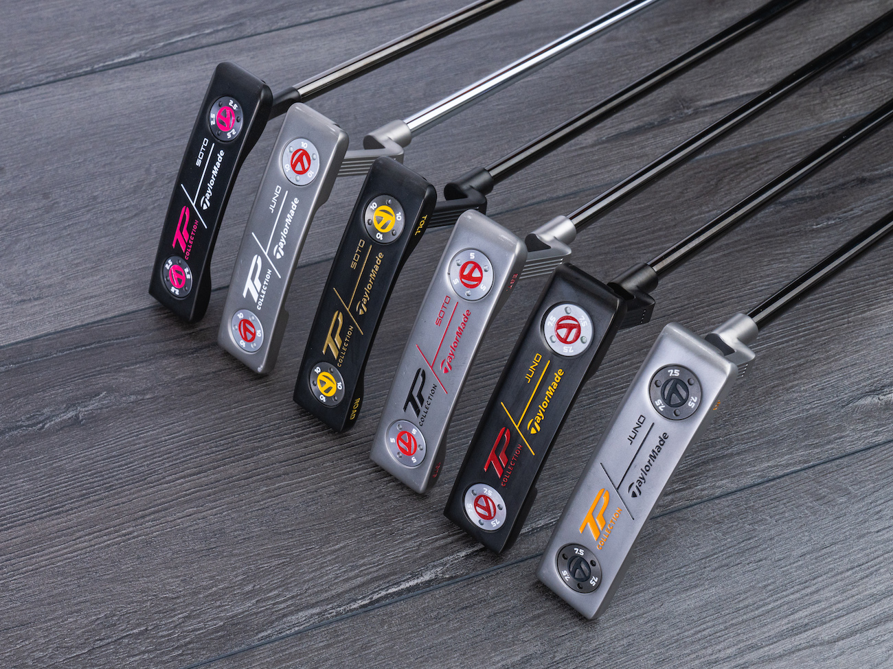 TaylorMade MyTP putter program 1