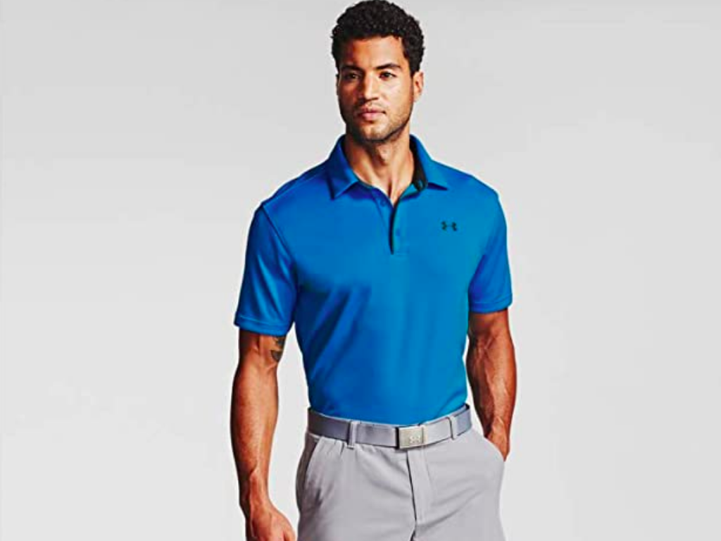 The most popular men's golf shirts on Amazon right now (Winter ...
