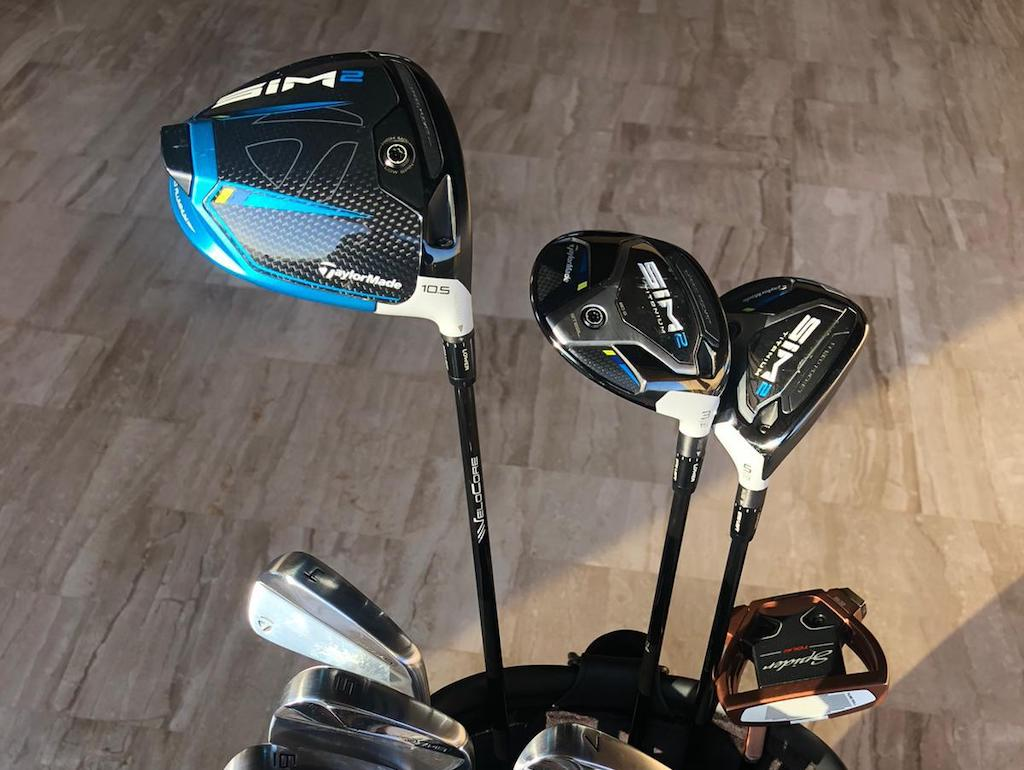 Details Of Rory Mcilroy S Switch Into Taylormade Sim2 Woods 2021 Bag Setup Golfwrx