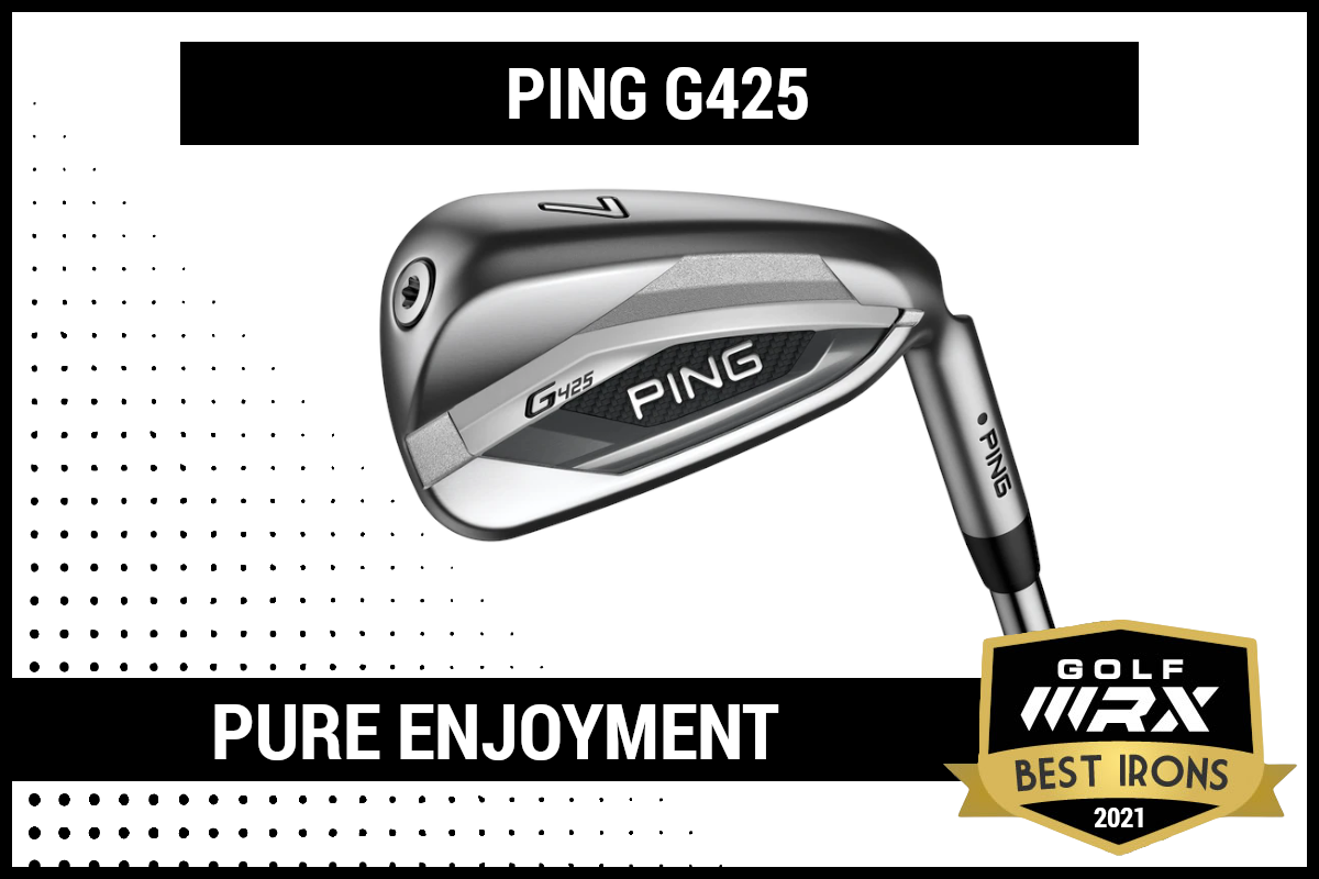 best irons in golf 2021