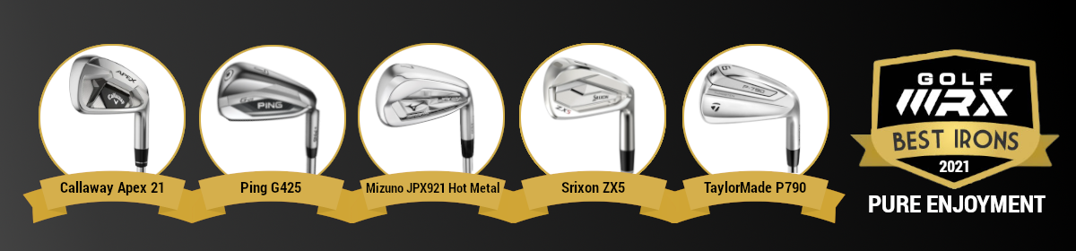 best irons 2021 pure enjoyment